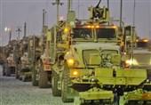کاروان خودروهای زرهی نظامیان آمریکایی در کابل دو غیرنظامی را زیر گرفت