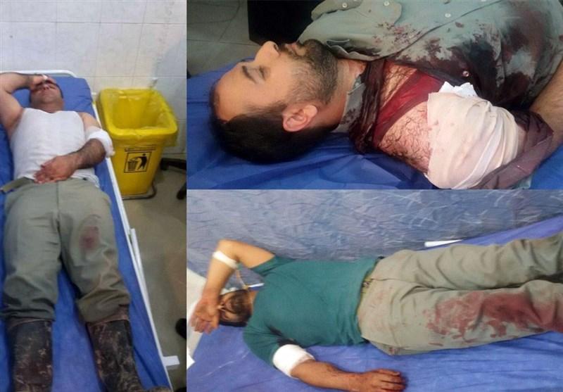 سه محیطبان در پارک ملی دز مجروح شدند/ جلیقههای ضدگلوله کجاست؟