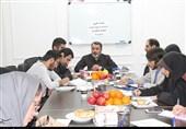 ساری| روایت تصویری نشست خبری یادواره شهدای مدافع حرم مازندران