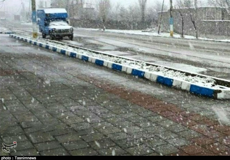 پیش بینی باران و برف 3 روزه در 10 استان