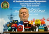 دریادار خانزادی: فرماندهان نیروی دریایی 35 کشور جهان به تهران میآیند