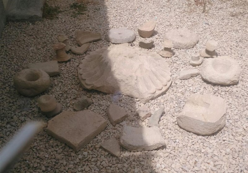 37 قلم اشیای تاریخی در استان ایلام کشف شد