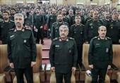 فرمانده جدید دانشگاه افسری سپاه معارفه شد + عکس