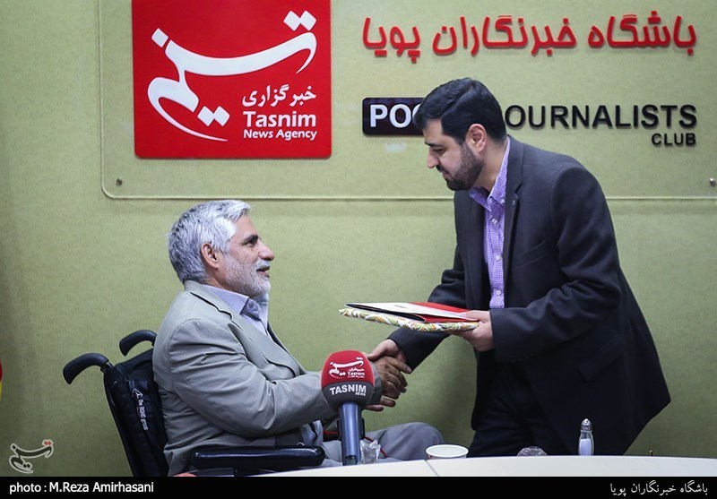 تقدیر از جانبازان دفاع مقدس، مدافع حرم و فتنه88 در خبرگزاری تسنیم+تصاویر