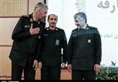 گزارش تصویری|معارفه فرمانده جدید دانشگاه افسری امام حسین(ع)