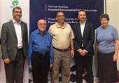 حضور پهلوانزاده در جلسه کمیته قوانین فدراسیون جهانی شطرنج + عکس