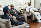 Foreign Military Commanders in Iran for IONS