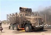 تحولات یمن| حمله گسترده نیروهای یمنی به مواضع مزدوران در سواحل غربی