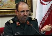 فرمانده سپاه آذربایجانشرقی: امروز حرکتهای جهادی بسیجیان نمونه عینی صحنههای دفاع مقدس است