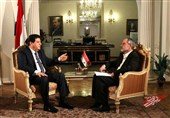 السفیر السوری فی طهران: دعم الشعب الایرانی وقیادته سیسجل فی تاریخ سوریا