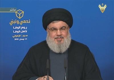 السید نصر الله : مقاومتنا لیست للبیع لأنها تعنی وجودنا وعزتنا وکرامتنا