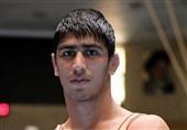 کشتی آزاد جام دیمیتری کرکین| بذری قهرمان جوانان جهان را شکست داد و طلا گرفت