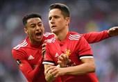 جام حذفی انگلیس| منچستریونایتد با برتری در ومبلی فینالیست شد