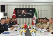 İran-Türkiye Hudut Alt Güvenlik Komisyonu Düzenlendi
