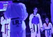هادیپور و مردانی دو نماینده ایران در مسابقات تکواندوی گرنداِسلم