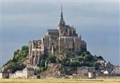 تهدید مظنون تروریستی در فرانسه به کشتن نیروهای پلیس؛ جزیره «مون سنمیشل» تخلیه شد