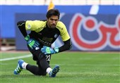 Esteghlal Goalkeeper Hosseini Sidelined for Three Weeks