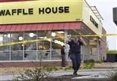 تیراندازی مرد برهنه در تنسی آمریکا 4 نفر را به کام مرگ کشاند
