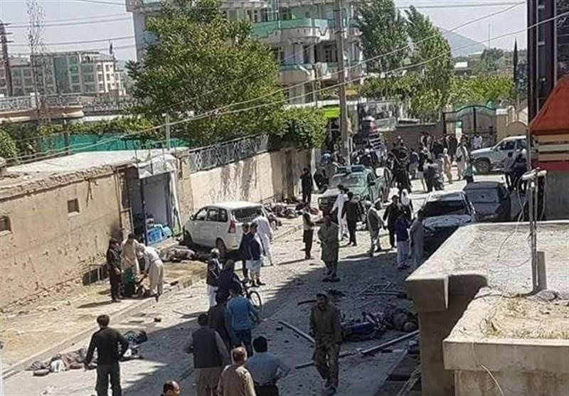 63 قتیلا وأکثر من 100 جریح جراء تفجیرین هزّا مرکزی اقتراع فی أفغانستان