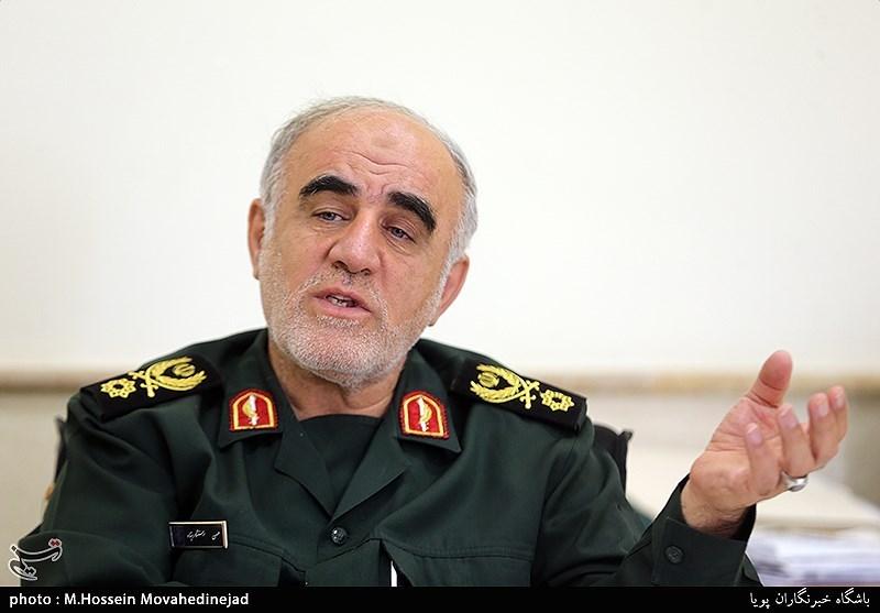 سردار رستگارپناه: جهتگیری آینده انقلاب در بیانیه امام خامنهای مشهود است