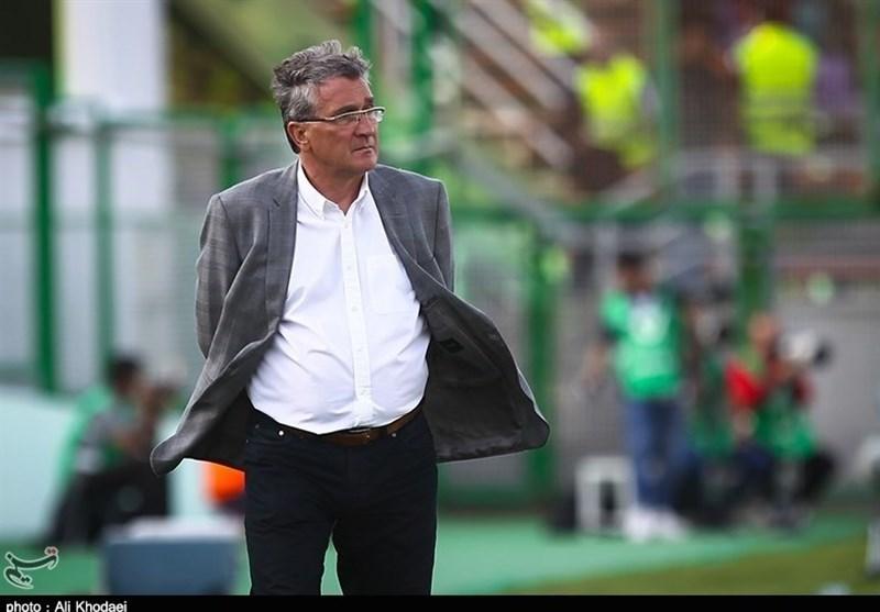 برانکو: فصل بعد فقط از داوران میترسیم!/ بهترینهای تیمم را مقابل الجزیره ندارم