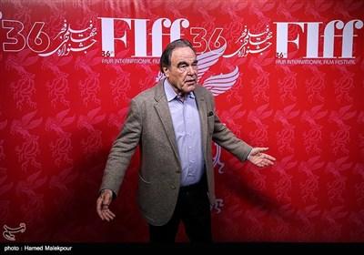 حضور الیور استون در سیوششمین جشنواره جهانی فیلم فجر
