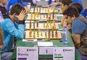 شطرنج قهرمانی آسیا| برتری ایدنی، تساوی مقصودلو و شکست فیروزجا در دور پنجم