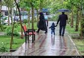 تهران|فعالیت سامانه بارشی تازه در شرق استان تهران از پنجشنبه هفته جاری