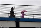 سامانه بارشی فعالی وارد کشور میشود/ آخر هفته بارانی برای تهران