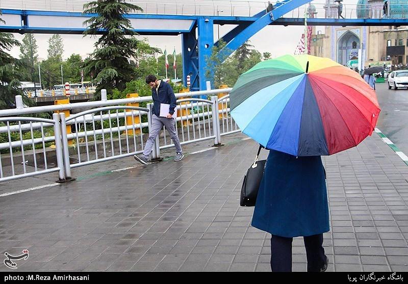 ارومیه| بارشها تا روز دوشنبه در آذربایجان غربی ادامه دارد