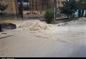 مشکل آبهای سطحی جنوب شهر خرمآباد بررسی شود