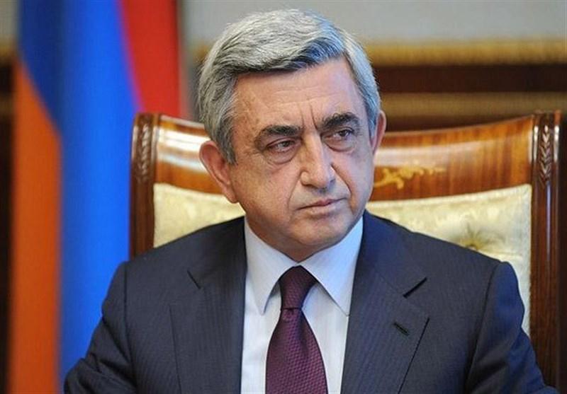 نخست وزیر ارمنستان استعفا کرد ,