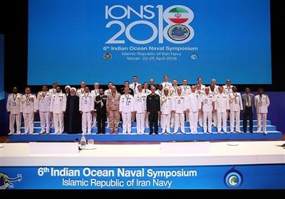 افتتاحیه بزرگترین اجلاس نظامی تاریخ ایران