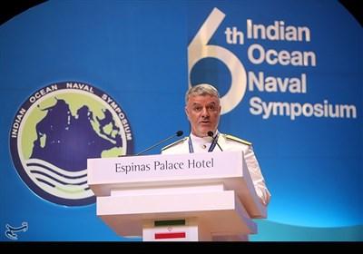 خطے میں سمندری سلامتی کو یقینی بنانا وقت کی اہم ضرورت ہے، ایڈمرل حسین خانزادی