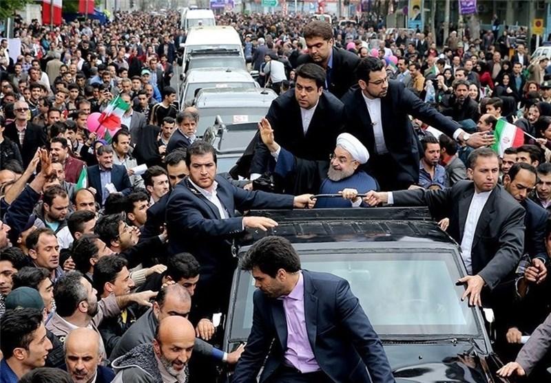 آذربایجان شرقی|مطالبات مردم مراغه از دولت در سفر روحانی به آذربایجان شرقی