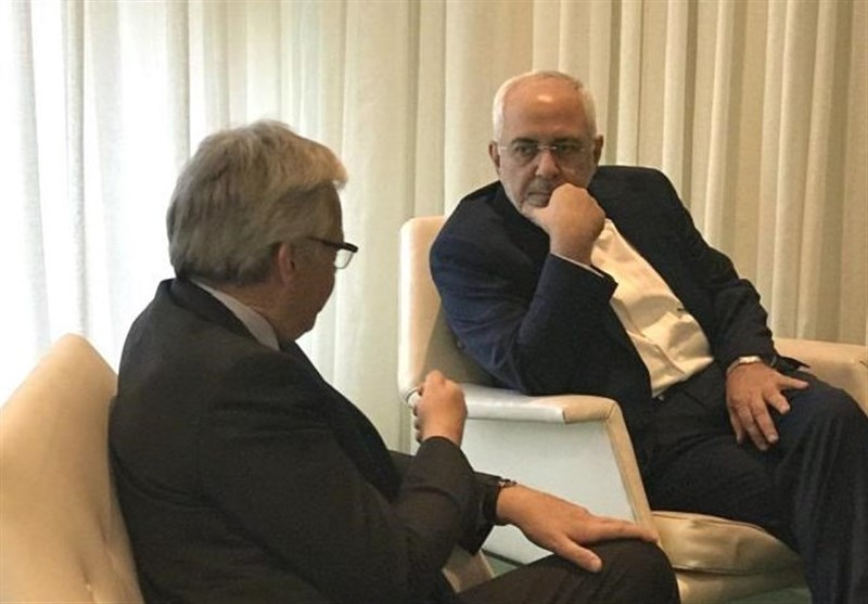 مباحثات ایرانیة بلجیکیة تتناول التطورات الاقلیمیة والدولیة