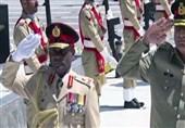 آرمی چیف جنرل قمر جاوید باجوہ سے سری لنکن کمانڈر کی ملاقات