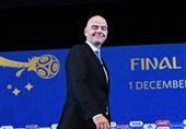 عقبنشینی رئیس فیفا از تغییر شکل جام باشگاههای جهان و لیگ ملتها