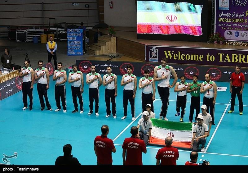 ایران قهرمان لیگ جهانی والیبال نشسته شد