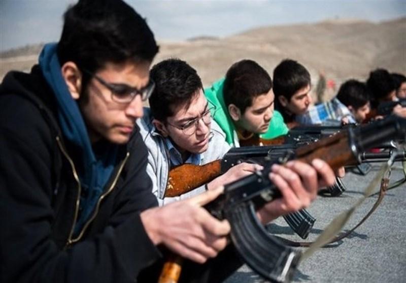 لرستان|دانش آموزان پلدختری با اصول و قواعد تیراندازی آشنا میشوند