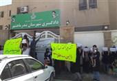 خوزستان| مردم خواستار محاکمه جدی کودک آزاران در بندرماهشهر شدند