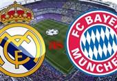 لیگ قهرمانان اروپا  بایرن مونیخ - رئال مادرید؛ تکرار مکرر، جذابیت مرگبار