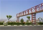 سقوط پله برقی پل عابر پیاده در مشهد 5 مصدوم برجای گذاشت
