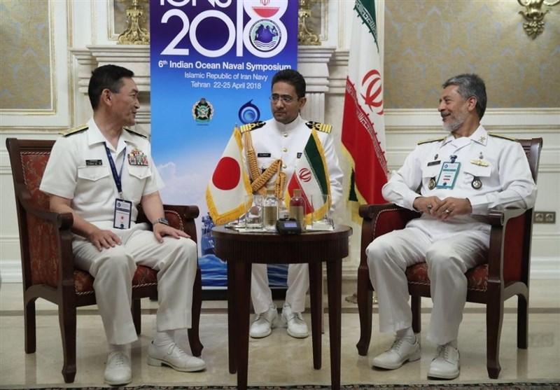 Iran Ready to Dispatch Naval Flotillas to Japan: Army Commander