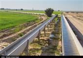 اهواز|ماحصل طرح 550 هزار هکتاری صرفهجویی 800 میلیون متر مکعب آب است