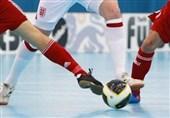 Iran Futsal Remains Sixth in World Rankings