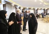 آیین تجلیل از همسران جانبازان بازنشسته شهرداری تهران برگزار شد