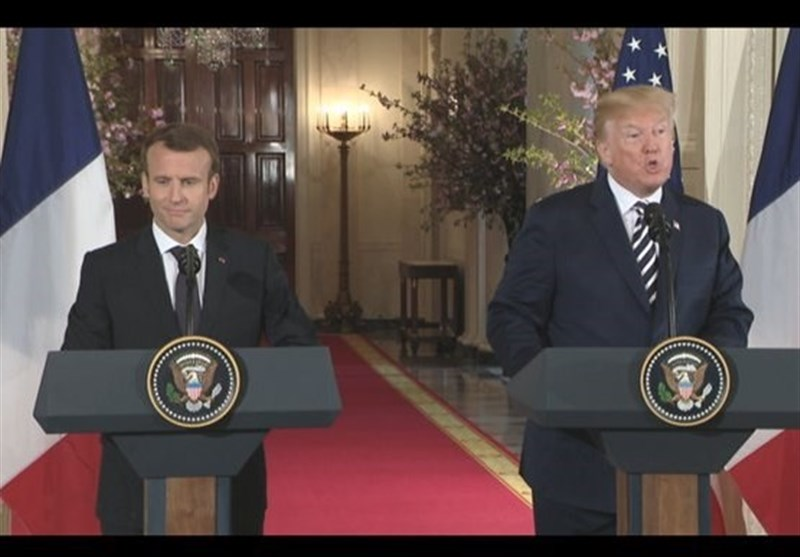 گزارش تسنیم| تداوم کارشکنیهای فرانسه و لرزه بر «چهارستون برجام»