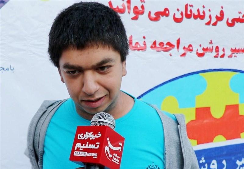 کرمان| روایتی ساده و صمیمی از بچههای اوتیسم در کرمان+فیلم