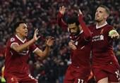 لیگ قهرمانان اروپا| برتری پرگل لیورپول در شب بازگشت دیرهنگام رم